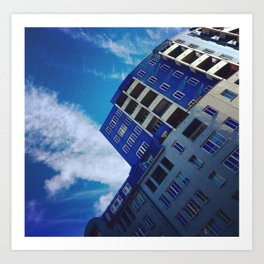 Berlin Building I Art Print