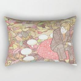 Clerk to the Circle Rectangular Pillow
