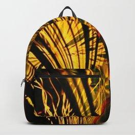 Golden Filigree Germination Backpack