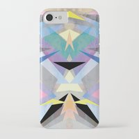 origami iPhone & iPod Cases featuring Origami by Marta Olga Klara