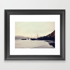 American Icon Framed Art Print