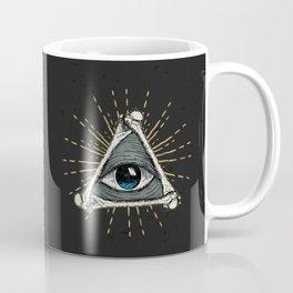 All seeing eye of God Coffee Mug
