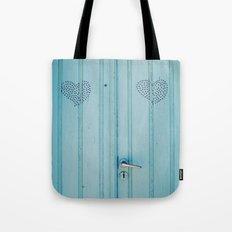 The Love Door Tote Bag