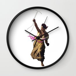 IUD Liberty Wall Clock