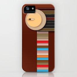 Cabecatak iPhone Case