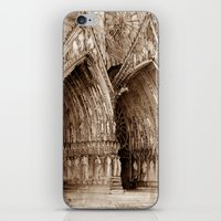 portal iPhone & iPod Skins featuring Portal by takmaj