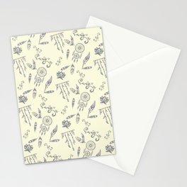 The boho witch Stationery Cards