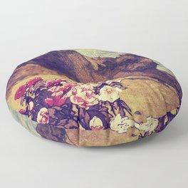 As Dusk Settles in Daiino Floor Pillow