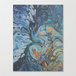 water life Canvas Print