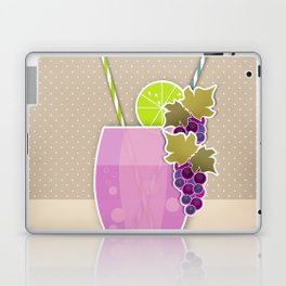 """Picture. The grape juice. From a set of paintings. The """"kitchen"""". Laptop & iPad Skin"""