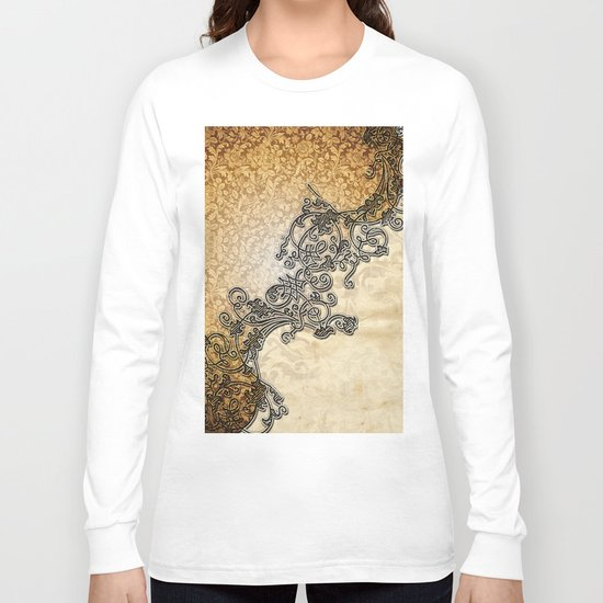 Vintage design  Long Sleeve T-shirt