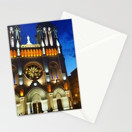 Cathedral, Nice Stationery Cards