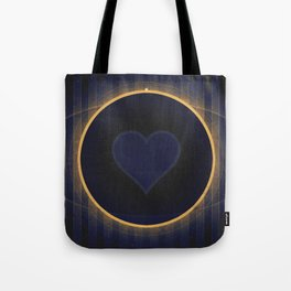 Pluto - The Heart Tote Bag