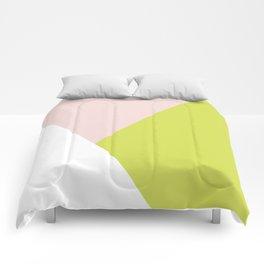 Getting Blocky Comforters