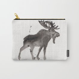 Seymour-watercolor Carry-All Pouch