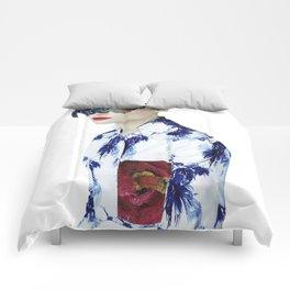 Blue me away Comforters