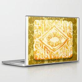 Custard Cream Dream Laptop & iPad Skin