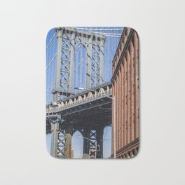 Manhattan Bridge Bath Mat
