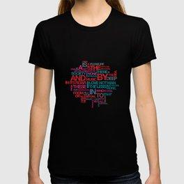 Childe Harold's T-shirt