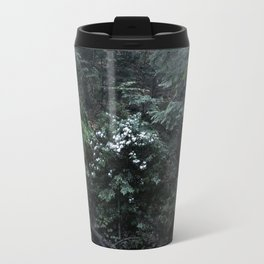 Mountain Laurels Travel Mug