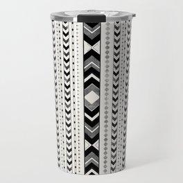 Tribal Arrow Boho Pattern #5 #aztec #decor #art #society6 Travel Mug