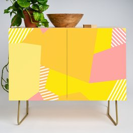 Peachy to the Max Credenza