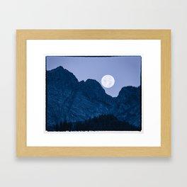 Hole in One Framed Art Print