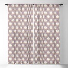 Hedgehog Sheer Curtain