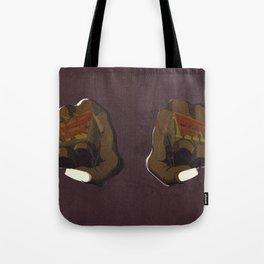 LoveHate Tote Bag