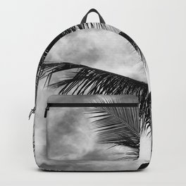 Vintage Classic Hawaiian Tropical Palm Tree Backpack
