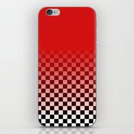 Harajuku checka iPhone Skin