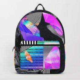 crystal zeus Backpack