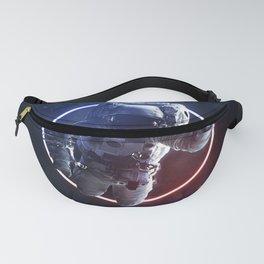 astronaut space digital art Fanny Pack