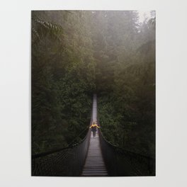 Explore the Forest Poster