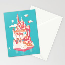 Turtle City Stationery Cards