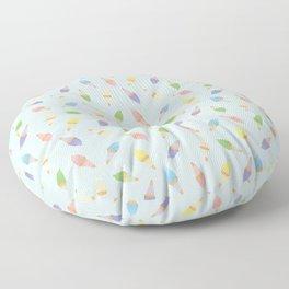 SOFT SERVE Floor Pillow