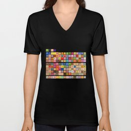 The Periodic Table of the Muppets Unisex V-Neck