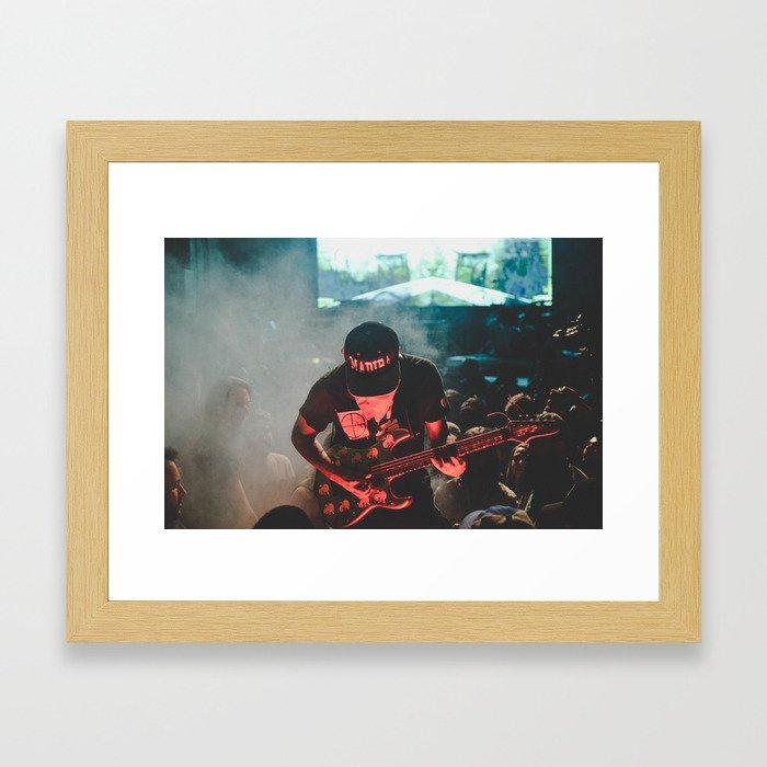 Arm the Homeless Framed Art Print