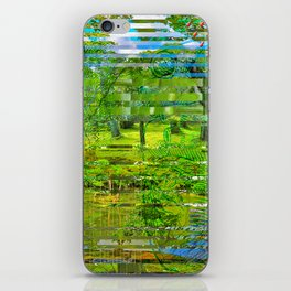 Landscape of My Heart (4 as 1) iPhone Skin