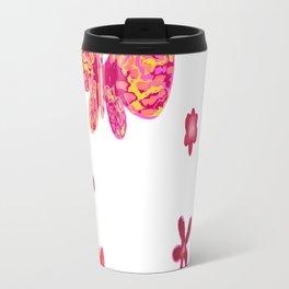 Butterflies and Hearts Travel Mug