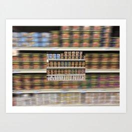 Spam Art Print