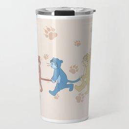 Voltron Kids Travel Mug