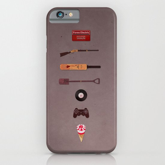 Shaun of the Dead iPhone & iPod Case