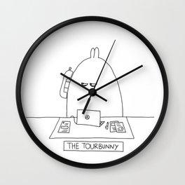 The TourBunny - Phone Wall Clock