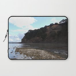 Tide-Pools and Cliffs Laptop Sleeve