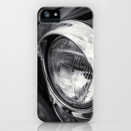 In the Headlights iPhone Case