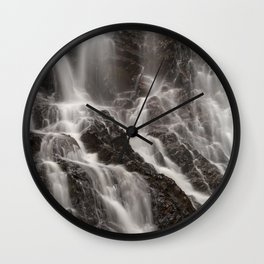 Hays Falls Wall Clock