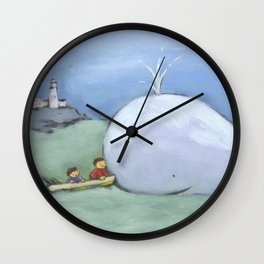 catching up Wall Clock