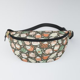 Christmas Cocoa Fanny Pack