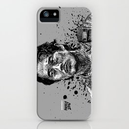 Glenn Rhee from The Walking Dead as played by Steven Yeun iPhone Case